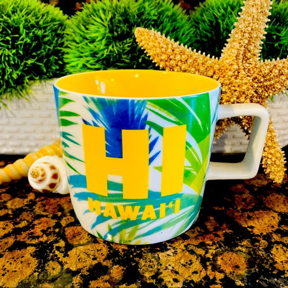 🌿Starbucks Hawaii 2016 Mug